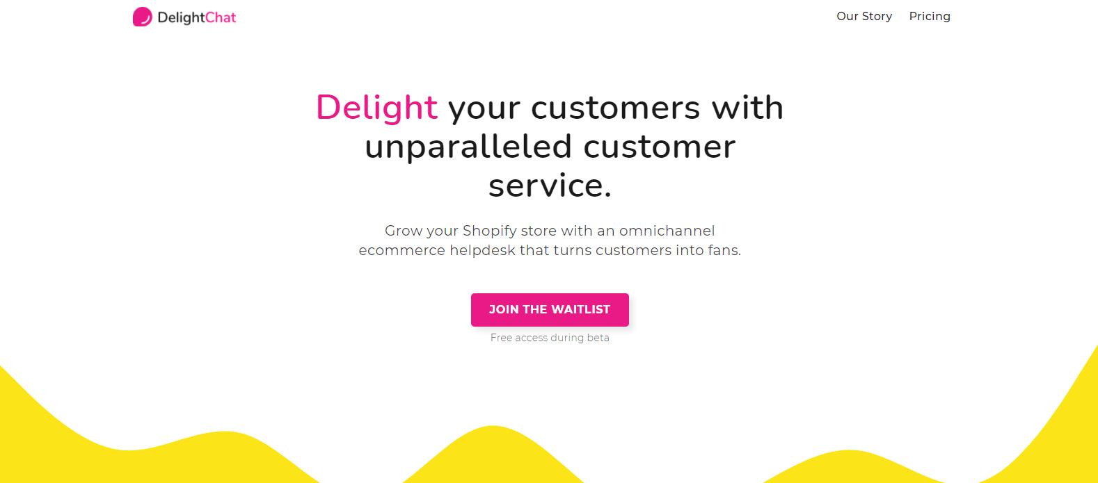 customer service shopify