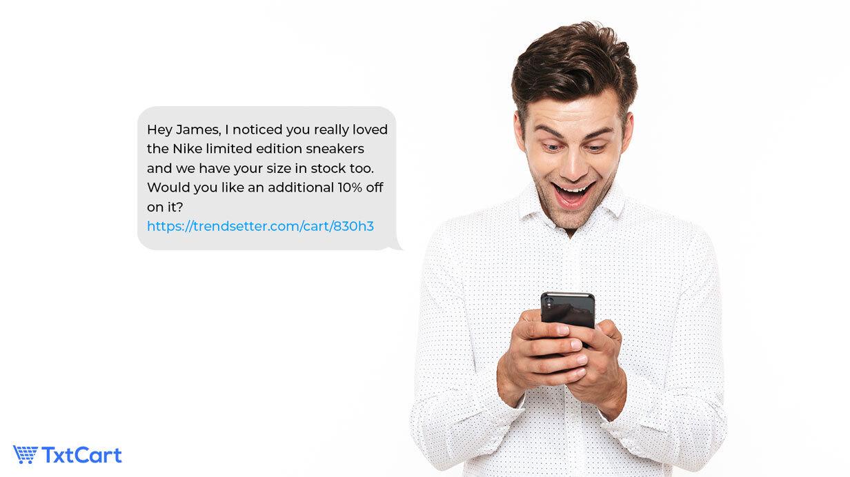 sms marketing personalization