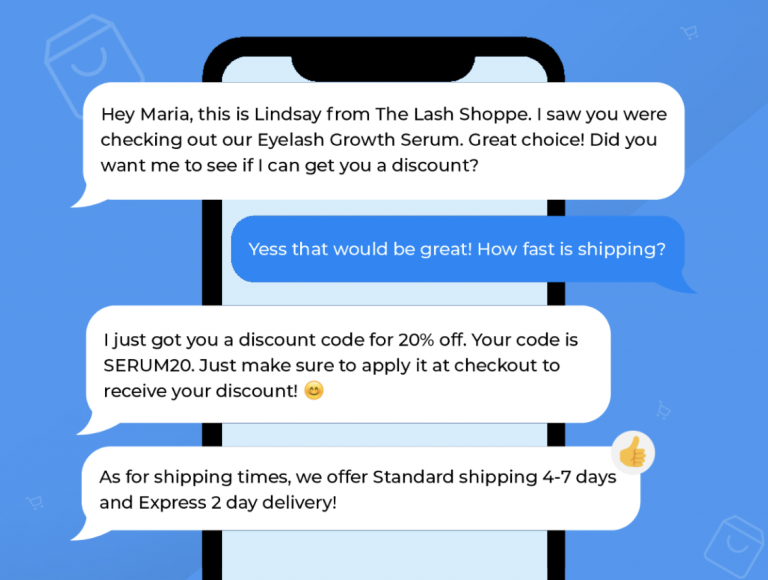 shopify sms marketing campaigns
